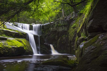Endless Falls by Eye of the Mind Photography art print