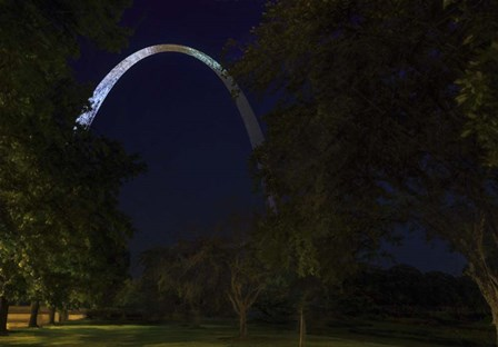 Arch In The Park by Galloimages Online art print