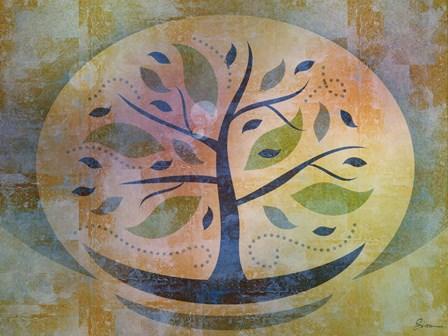Tree Lover by Greg Simanson art print
