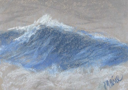 Wave Portrait No. 87 by Marie Marfia Fine Art art print