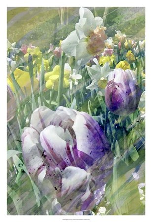 Spring at Giverny I by Pam Ilosky art print