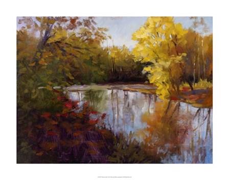 O'Bannon Fall by Mary Jean Weber art print