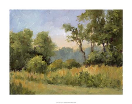 Grailville View by Mary Jean Weber art print