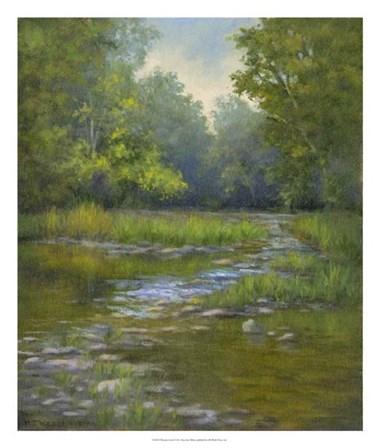O'Bannon Creek by Mary Jean Weber art print