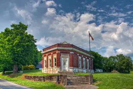 Chuckey Bank by Bob Rouse art print