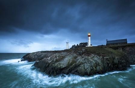 Lighthouse by Mathieu Rivrin art print