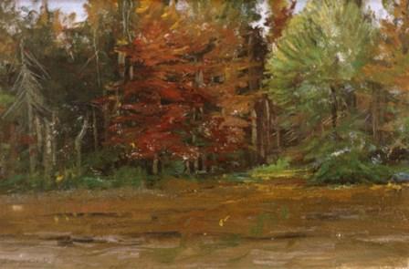Autumn by Michael Budden art print