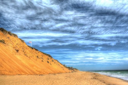 Cape Cod Dune And Colors 2 by Robert Goldwitz art print