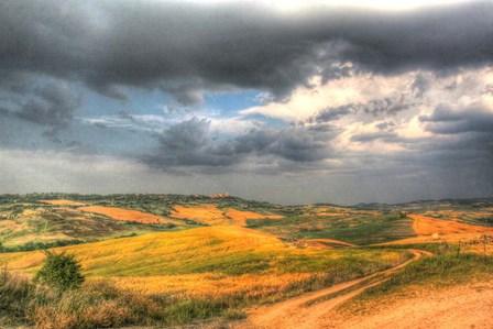 Tuscan Storm II by Robert Goldwitz art print