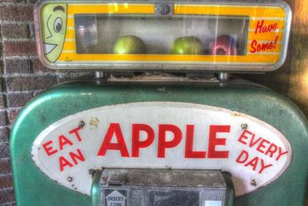 Apple Dispenser by Robert Goldwitz art print
