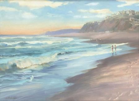 On The Beach by Steve Henderson art print