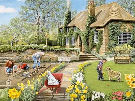 Spring by Trevor Mitchell art print