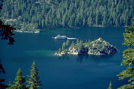 Lake Tahoe by J.D. McFarlan art print