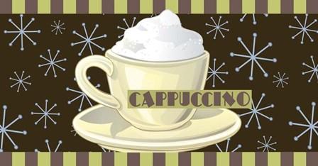 Cappuccino by Julie Goonan art print