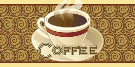 Coffee by Julie Goonan art print