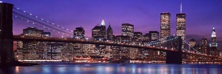 Manhattan by Doug Cavanah art print