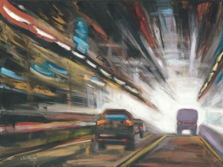 Shifting Gears by Eve Wheeler art print