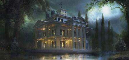 Spirits Of New Orleans by Joel Christopher Payne art print