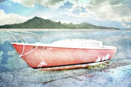 Gypsy Boat by LightBoxJournal art print