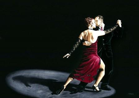 The Rhythm of Tango by Richard Young art print