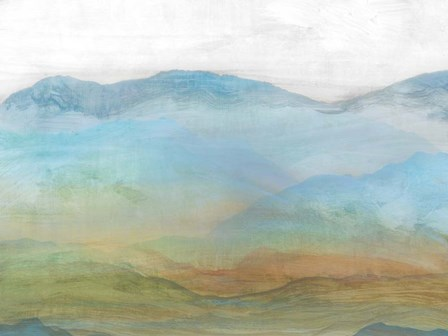Panorama I by Isabelle Z art print
