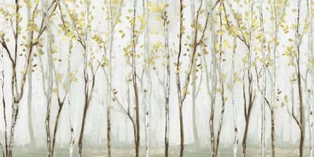 Long Landscape by Allison Pearce art print
