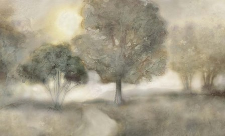 Over the Trees by Edward Selkirk art print