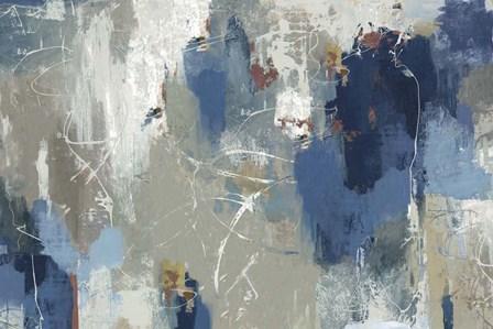 Fluttered by PI Galerie art print