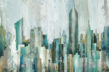 Skyline by Edward Selkirk art print