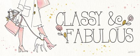 Fashion Feet IX by Anne Tavoletti art print