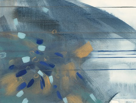 Regal by Jo Maye art print