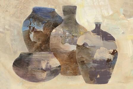 Ceramic Still Life by Albena Hristova art print