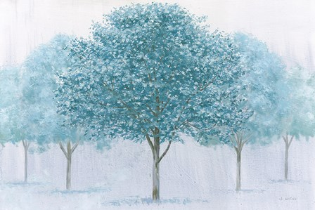Peaceful Grove by James Wiens art print