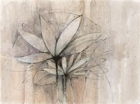 Windflowers by Avery Tillmon art print
