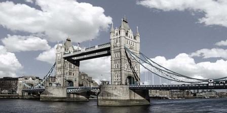 Tower Bridge, London by Barry Mancini art print