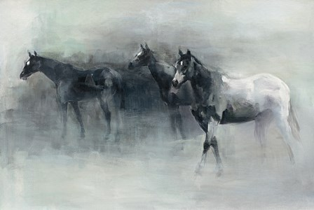 In the Mist by Marilyn Hageman art print