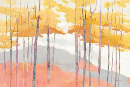 Late Wood by Avery Tillmon art print