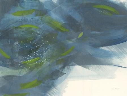 Scatter by Jo Maye art print