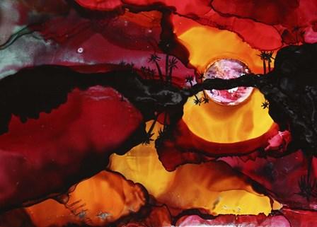 Endless Moon by Michelle McCullough art print