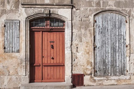Arles Facade by Michael Blanchette Photography art print