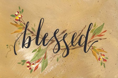 Blessed by Molly Susan Strong art print