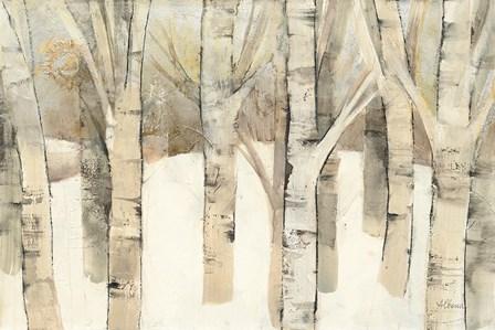 First Snow by Albena Hristova art print
