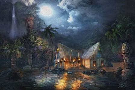 Endeavor To Paradise by Joel Christopher Payne art print