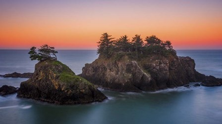 Islands in the Sea copy by Darren White Photography art print