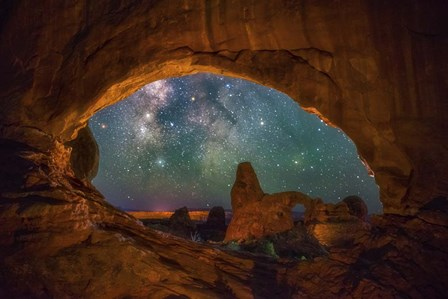 Window to the Heavens by Darren White Photography art print