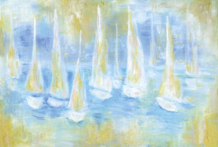 Summer Wind by Summer Tali Hilty art print