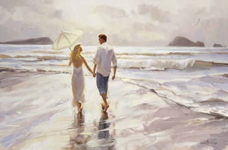 Hand In Hand by Steve Henderson art print