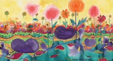 The Field by Carissa Luminess art print