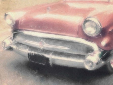 Copper Buick by Graffi*tee Studios art print