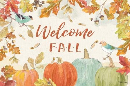 Falling for Fall I by Beth Grove art print